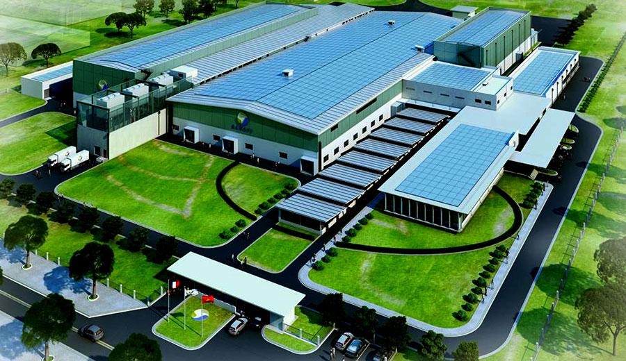 Nhà máy ACE Sanofi Việt Nam