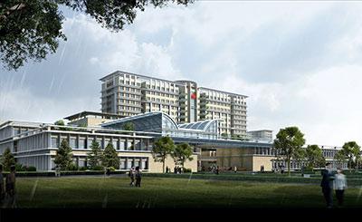 Công trình Bệnh viện