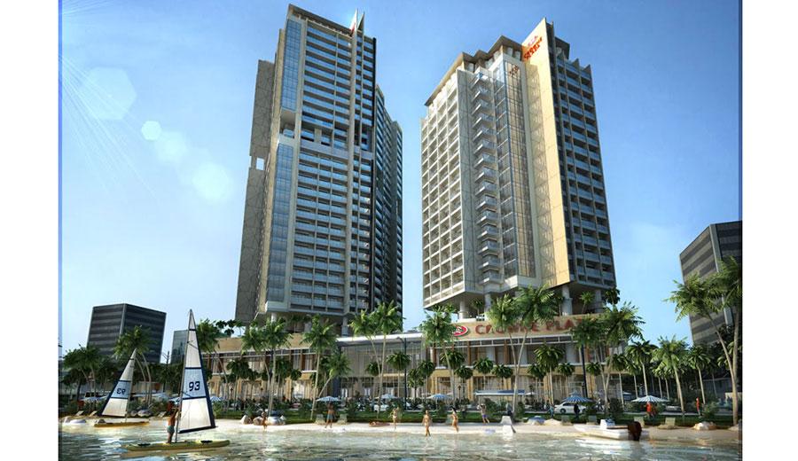 Khách sạn Crowne Plaza - Nha Trang