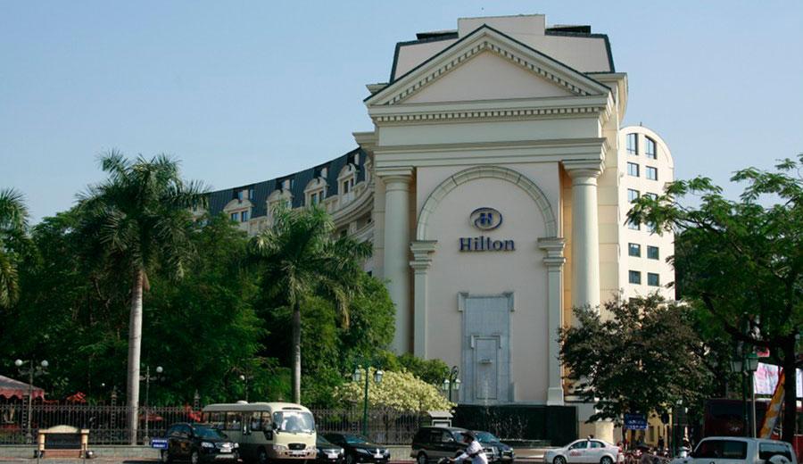 Khách sạn Opera Hilton - Hà Nội