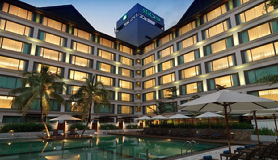 Khách sạn Micasa - Campuchia