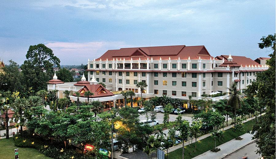 Khách sạn Sokha Siem Reap - Campuchia