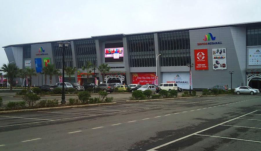 Trung tâm Thương mại Savico - Hà Nội