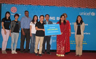 Quỹ Nhi Đồng Liên Hiệp Quốc (UNICEF)