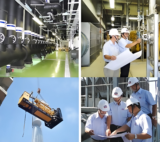 CTCP DV&KT Cơ Điện Lạnh R.E.E